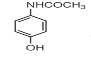 Acetaminophen chemical composition